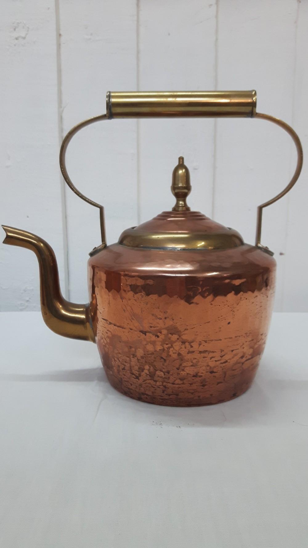 dating antique copper