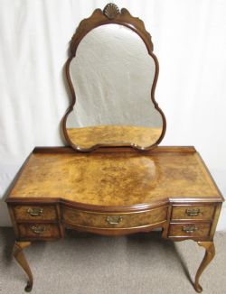 Sussex Antiques And Interiors · PAINTED FRENCH DRESSING TABLE