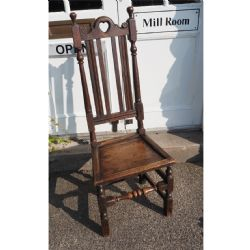 Carse Antiques  sc 1 st  Antiques & Antique High Back Chairs - Antiques Direct from Great Britain