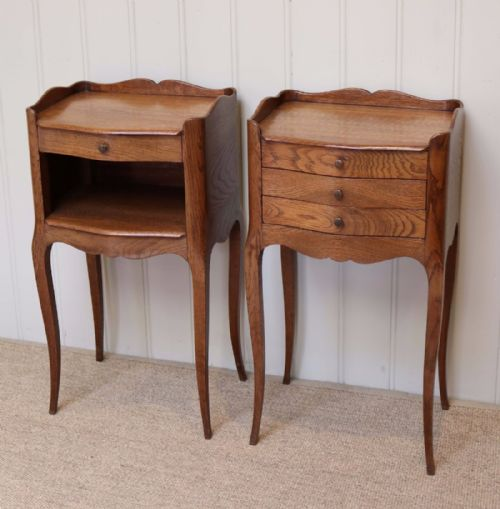kitchen cabinets legs pair of oak bedside cabinets 477308 sellingantiques 3065